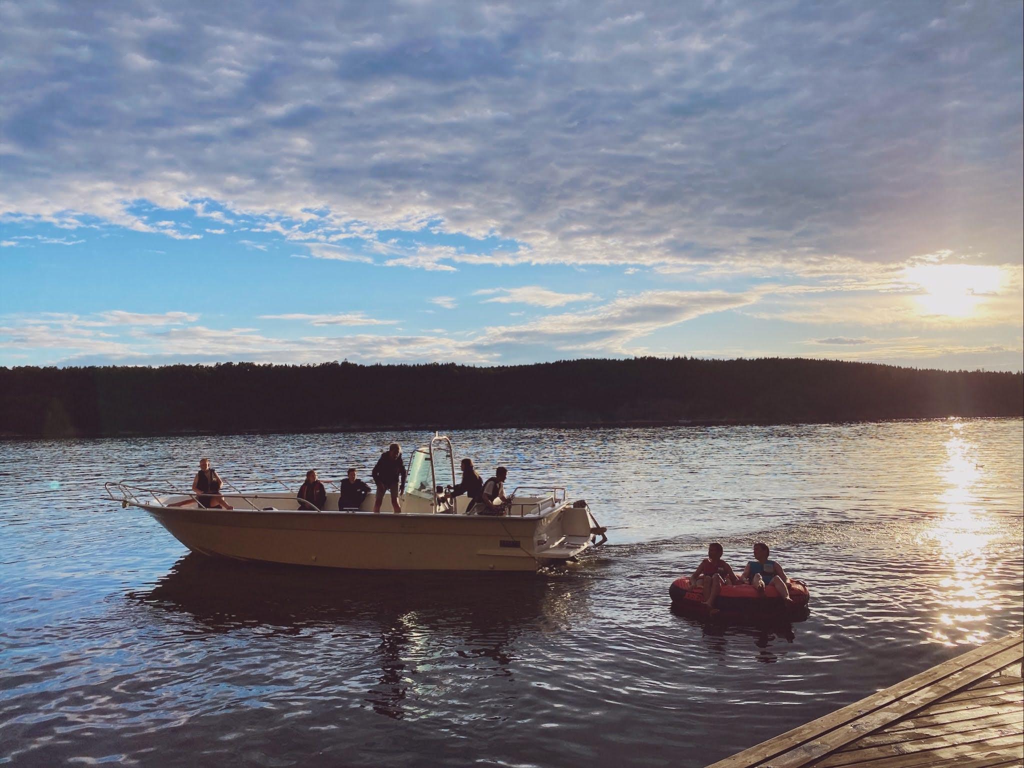 Ternen båt